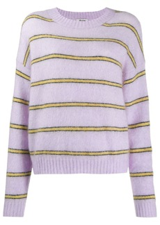 Acne Studios striped jumper