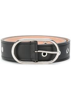 Acne Studios studded leather belt