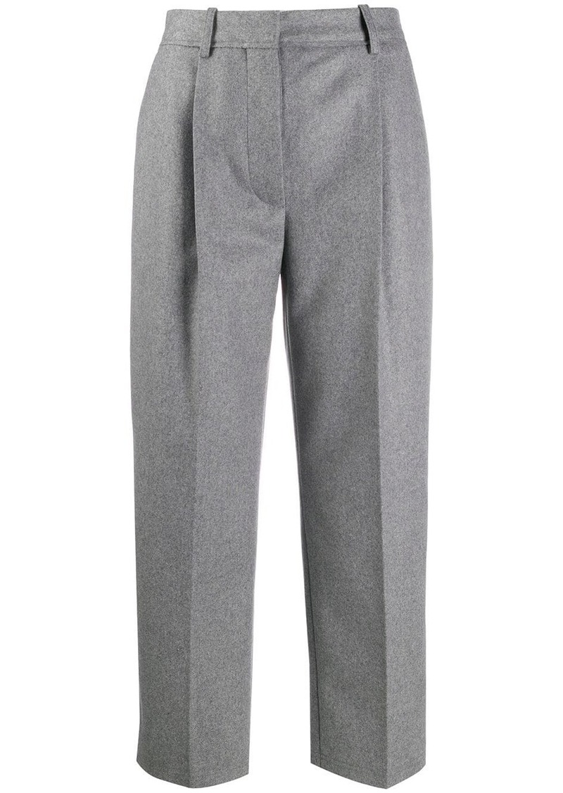 Acne Studios tailored cropped trousers