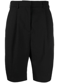 Acne Studios tailored knee-length shorts