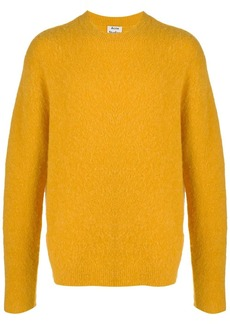 Acne Studios textured jumper