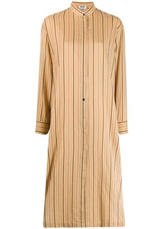 Acne Studios three-quarter tunic dress