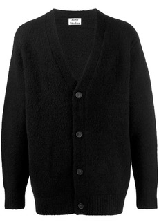 Acne Studios V-neck relaxed fit cardigan