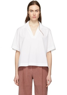 Acne Studios White Sasha Shirt