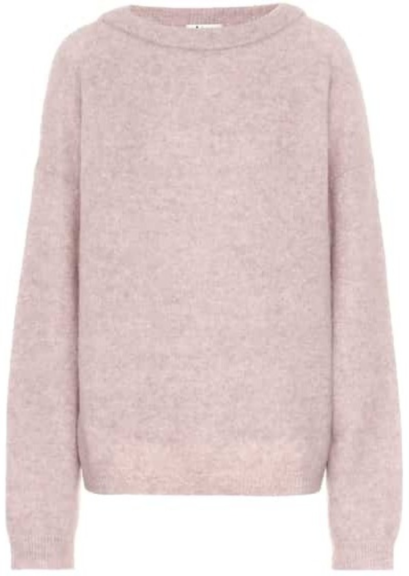 Acne Studios Wool and mohair sweater