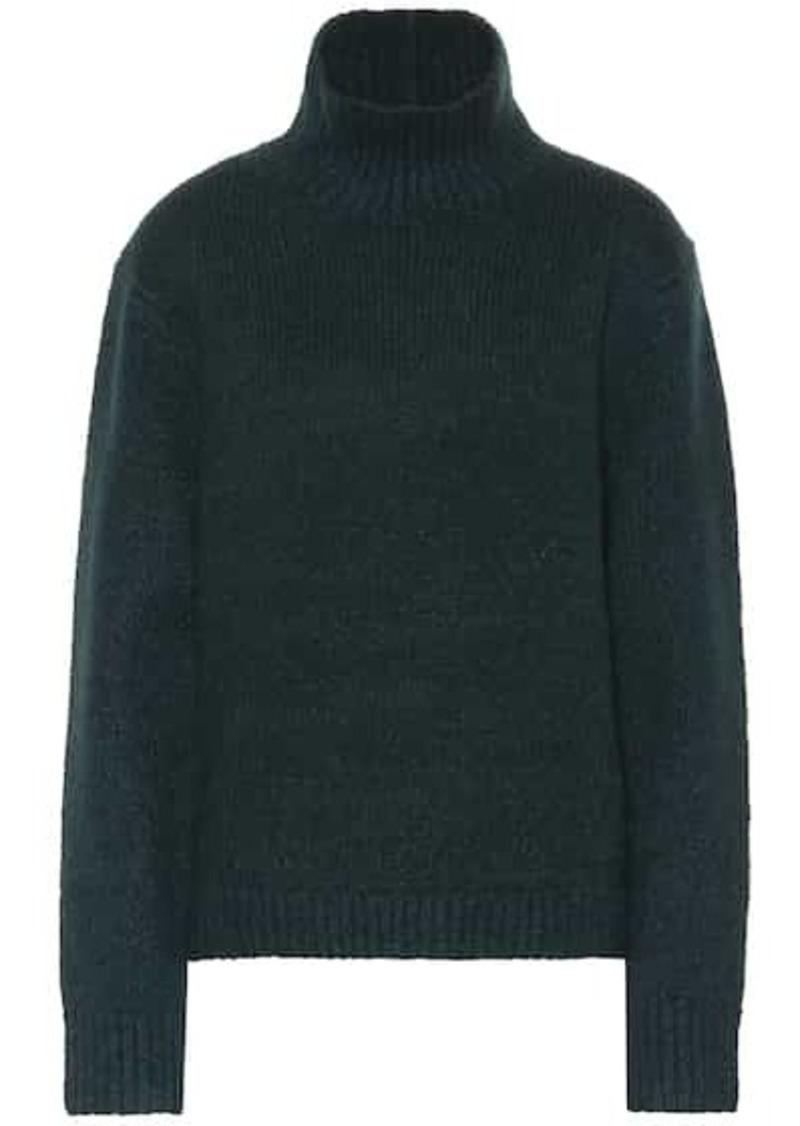 Acne Studios Wool-blend turtleneck sweater