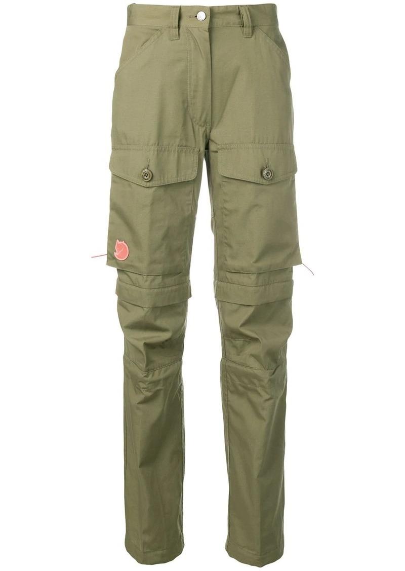 Acne Studios x Fjällräven cargo trousers