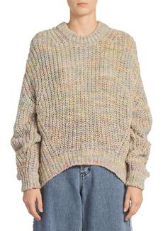 Acne Studios Zora Oversize Rib-Knit Sweater