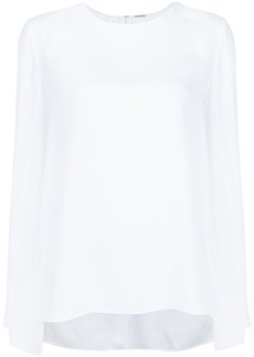 Adam Lippes loose fit blouse - White