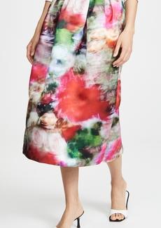 Adam Lippes Midi Ball Skirt