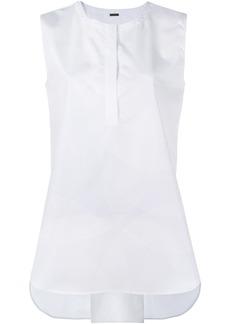 Adam Lippes sleeveless blouse - White