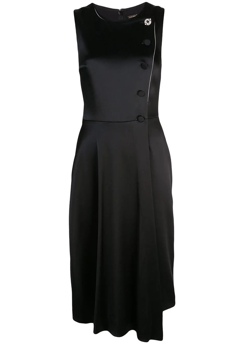 Adam Lippes asymmetric sleeveless dress