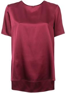 Adam Lippes classic shift blouse