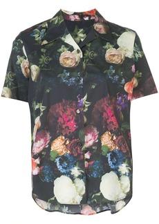 Adam Lippes floral print shirt