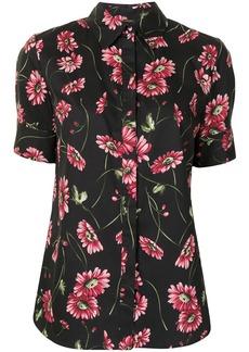 Adam Lippes floral-print cotton shirt