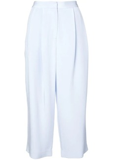 Adam Lippes high-rise cropped trousers