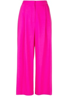 Adam Lippes pleated front culottes