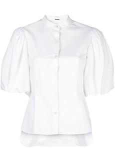 Adam Lippes puff sleeve shirt