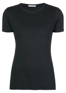 Adam Lippes crew neck logo printed T-shirt