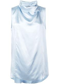 Adam Lippes sleeveless silk blouse
