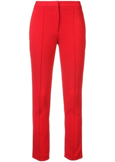 Adam Lippes slim-fit cigarette trousers