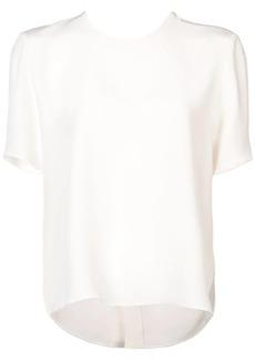 Adam Lippes slit detail blouse
