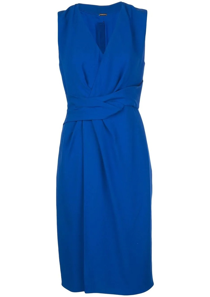 Adam Lippes twist front dress