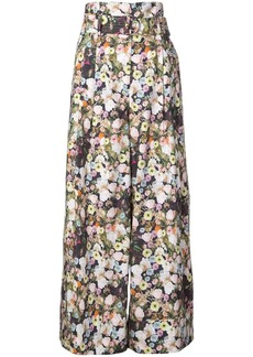 Adam Lippes wide leg culotte trousers
