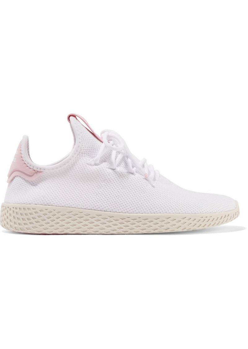 55cb83380ae01 Adidas Pharrell Williams Tennis Hu Primeknit Sneakers