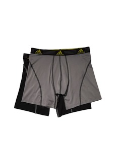 Adidas ® Sport Performance ClimaLite 2-Pack Boxer Brief