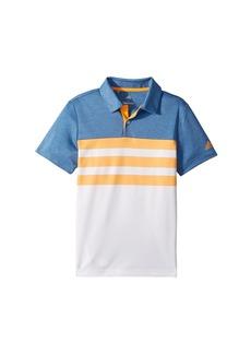 Adidas 3-Stripe Fashion Polo (Big Kids)