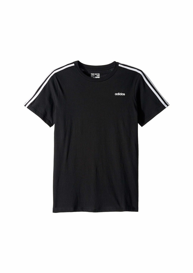 Adidas 3-Stripe Graphic Tee (Big Kids)