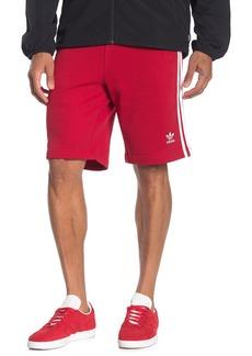 Adidas 3-Stripe Knit Shorts