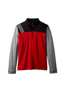 Adidas 3-Stripe Layering Jacket (Big Kids)