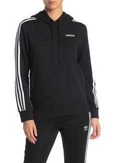 Adidas 3-Stripe Pullover Hoodie