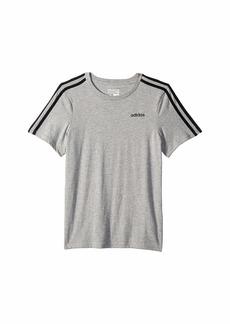 Adidas 3-Stripe Tee (Big Kids)