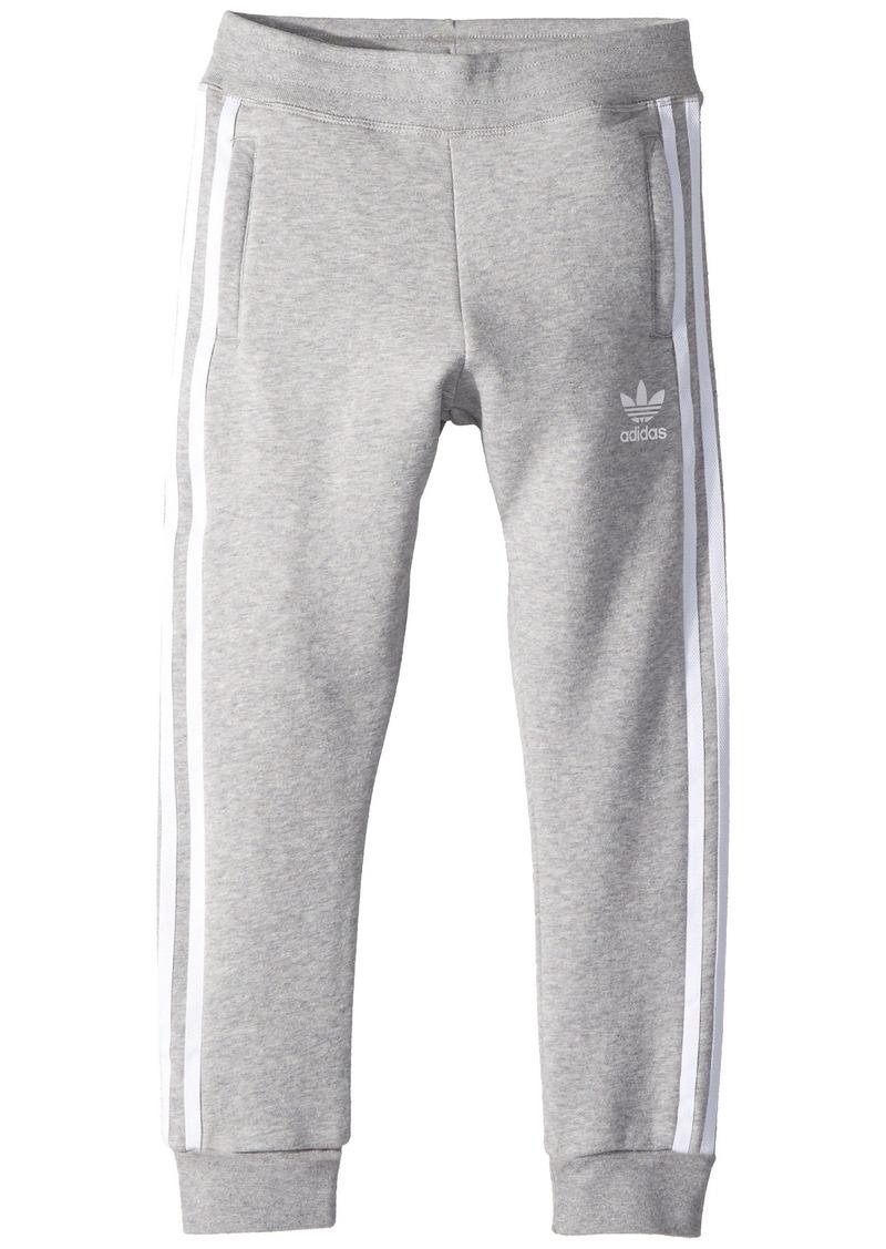 Adidas 3-Stripe Trefoil Pants (Little Kids/Big Kids)