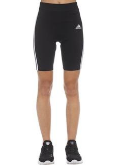 Adidas 3-stripes Cotton Shorts
