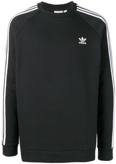 Adidas 3-stripes crewneck sweatshirt