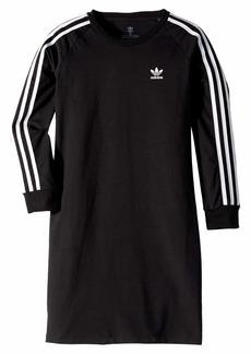 Adidas 3-Stripes Dress (Little Kids/Big Kids)