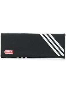Adidas x lotta volkova 3-Stripes flat clutch