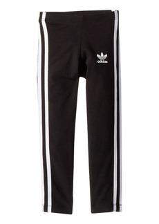 Adidas 3-Stripes Leggings (Toddler/Big Kids)
