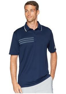 Adidas 3-Stripes Pique Polo