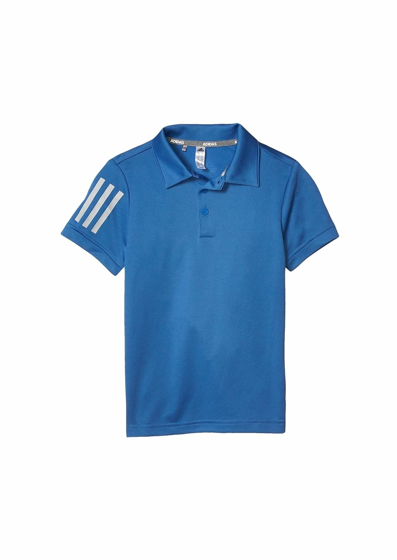 Adidas 3-Stripes Polo Shirt (Little Kids/Big Kids)