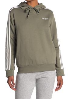 Adidas 3 Stripes Pullover Hoodie
