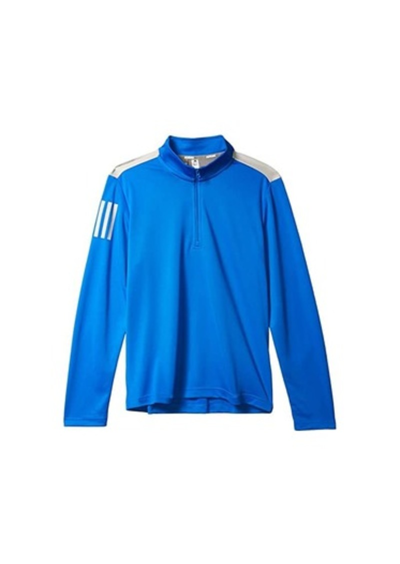 Adidas 3-Stripes Pullover (Little Kids/Big Kids)
