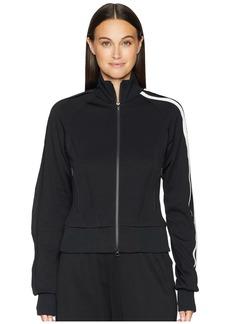 Adidas 3 Stripes Selvedge Matt Track Jacket