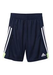 Adidas 3 Stripes Shorts (Big Boys)
