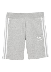 Adidas 3-Stripes Sweat Shorts (Little Boys & Big Boys)
