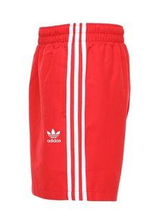 Adidas 3-stripes Swim Shorts